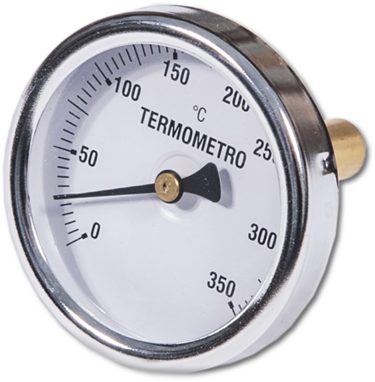 ειδικό ρολόι θερμοκρασίας φούρνου με ξύλα